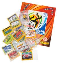 Panini World Cup 2010 Swiss Edition - Deluxe Complete Set