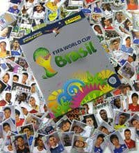 Panini World Cup 2014 Platinum Edition - All Stickers + Album