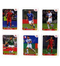 Panini World Cup Brasil 2014 Special Stickers A - F