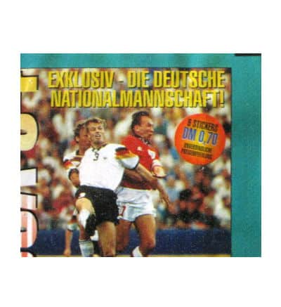 Panini World Cup 94 Packet German World Cup 1994 Zoom