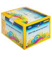 Panini World Cup Brasil 2014 Box With 100 Packets