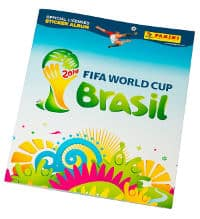 Panini World Cup Brasil 2014 Sticker Album