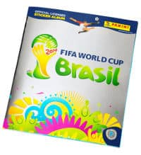 Panini World Cup Brasil 2014 Stickeralbum Swiss Edition