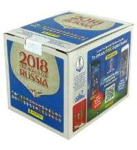 Panini World Cup 2018 - Box With 50 Packets Version 670