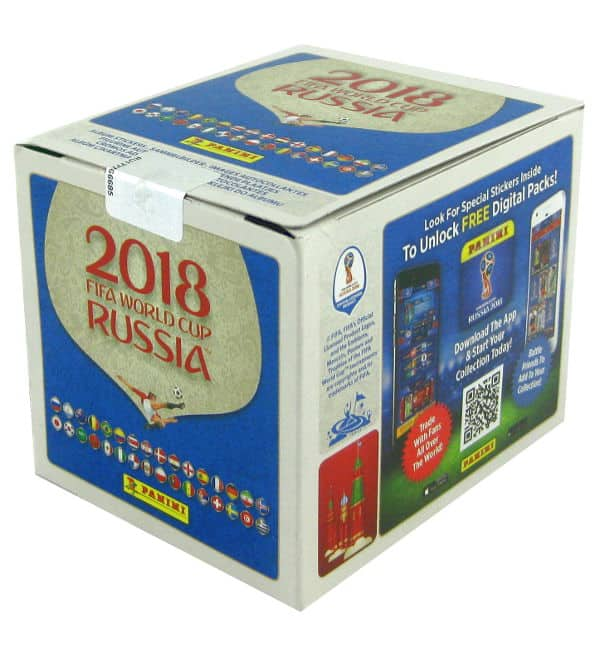 Panini World Cup 2018 - Display Version 670