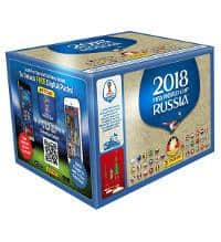 Panini World Cup 2018 Stickers - Box With 100 Packets