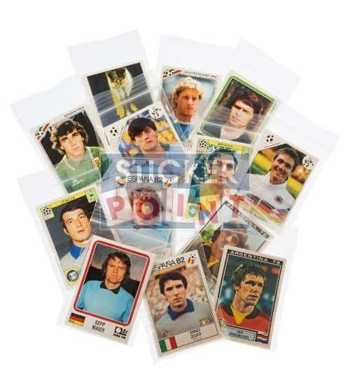 Panini World Cup Story All Stickers verpackt