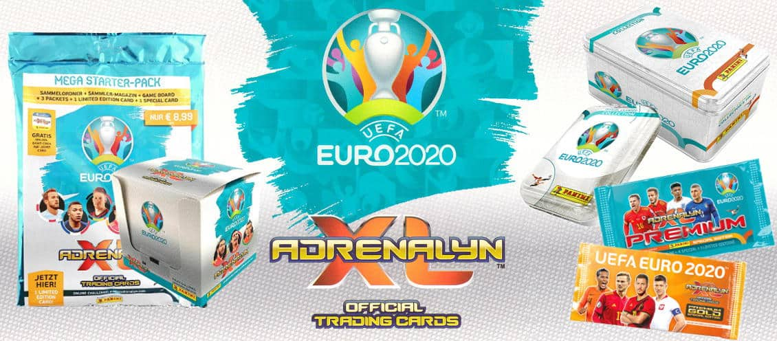50 Packs UEFA Women/'s Euro 2017 Sticker Collection