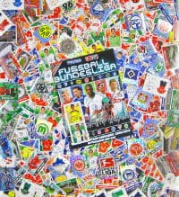 Topps Bundesliga Stickers 2009 / 2010 - All Stickers + Album