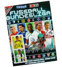 Topps Bundesliga Stickers 2009 / 2010 Album