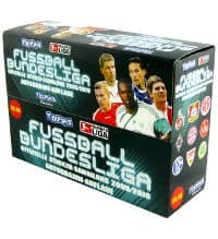 Topps Bundesliga Stickers 2009 / 2010 Box With 100 Packets