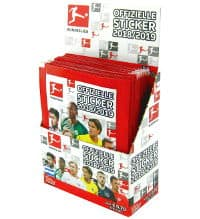 Topps Bundesliga Stickers 2018 2019 Box With 36 Packets