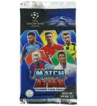 Topps Champions League Match Attax 2016 / 2017 Packet