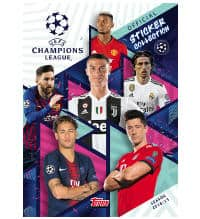 Topps Champions League Stickers 2018 / 2019 Album