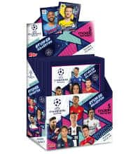 Topps Champions League Stickers 2018 / 2019 Box