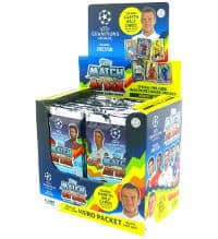 Topps CL Match Attax 2017 / 2018 Nordic Edition Box