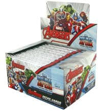 Topps Hero Attax Avengers - Box With 24 Packets