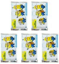 Topps Minions Trading Cards - 5 Packets