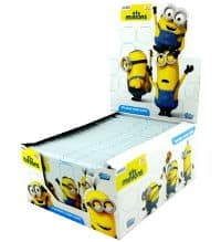Topps Minions Trading Cards - Box With 36 Packets