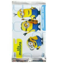 Topps Minions Trading Cards - Packet