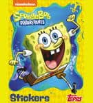 Topps SpongeBob Stickers + Cards