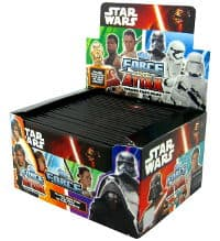 Topps Star Wars Force Attax Ep. 7 - Box With 24 Packets
