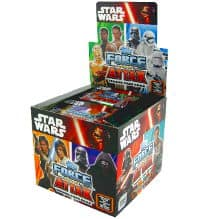 Topps Star Wars Force Attax Ep. 7 - Box With 50 Packets