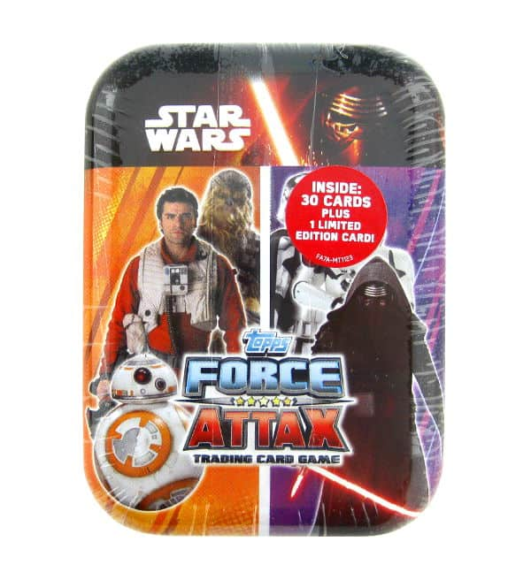 Topps Star Wars Force Attax Ep. 7 - Mini-Tin 2