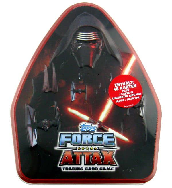 Topps Star Wars Force Attax Ep. 7 - XXL-Tin 1 Price