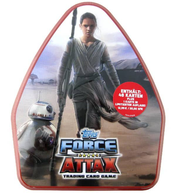 Topps Star Wars Force Attax Ep. 7 - XXL-Tin 2 Price