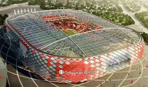 World Cup 2018: Spartak Stadium Moscow